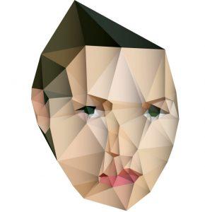 Delaunay Raster - Jonathan Puckey