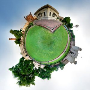 Hazuri Bagh حضوری باغ, Lahore Fort شاهی قلعہ / Lahore