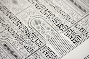 Letterpress Poster (detail) - Cameron Moll