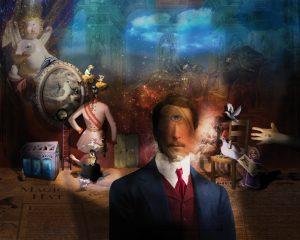 Portrait Du Magicien - Casajordi