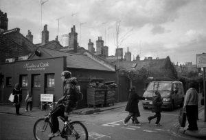 London Cornwall Road by Tina Gao