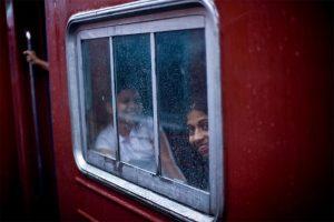 A passing smile - Photographer: Garret Clarke
